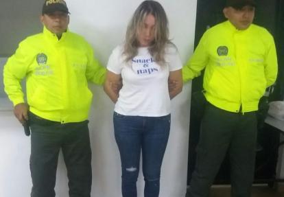 María Cristina Verano Sarmiento.