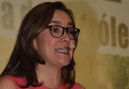 María Fernanda Suárez.