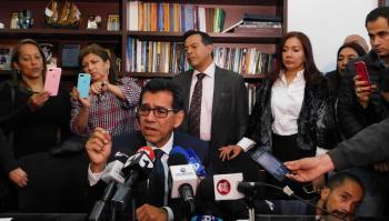 Jorge Guevara, reemplazo de Mockus en el Senado.