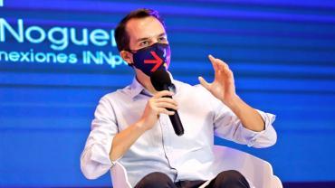 Francisco Noguera, nuevo presidente de Innpulsa