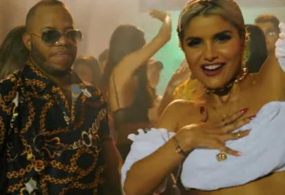 El vídeo musical ya cuenta con aldrededor de 9 mil visualizaciones en youtube.