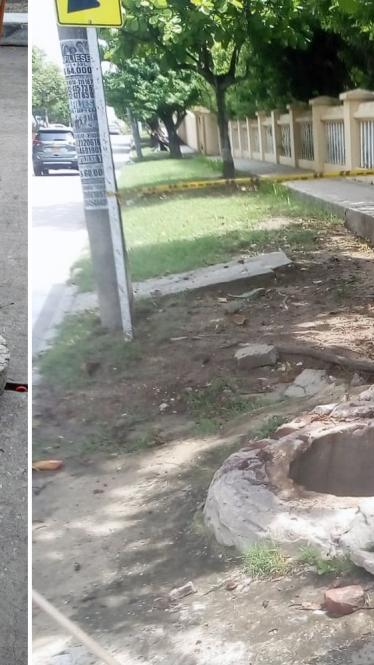 De enero a julio de 2020 Triple A atendió el robo de 103 tapas de manjoles en Barranquilla.