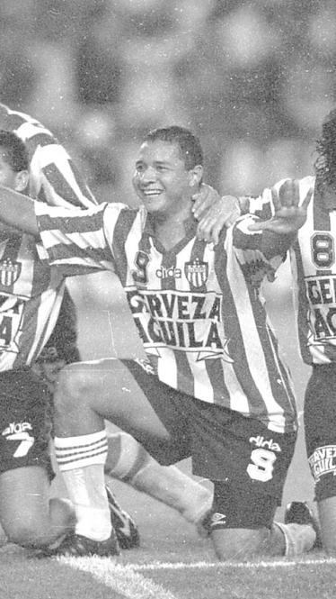 """""""Ese penal fallado no opaca mi paso por Junior"""": Héctor Gerardo Méndez"""