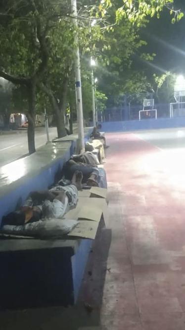 Comunidad de Chiquinquirá advierte invasión en parque