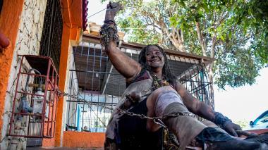 'La Sollá', la locura carnavalera que sobrevive al encierro