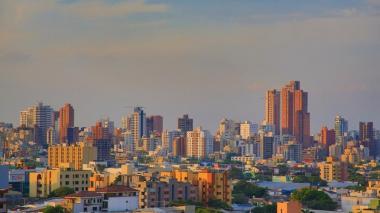La pujante Barranquilla