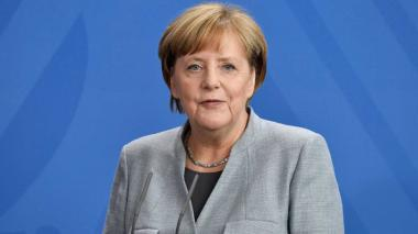 "Angela Merkel ""una mujer ejemplar"""