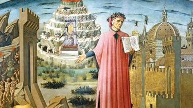 Dante, a siete siglos
