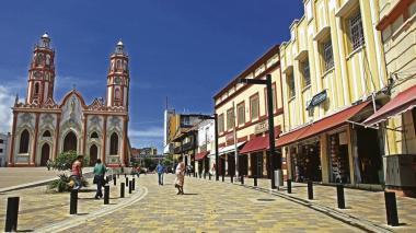 Plaza de la Gobernación
