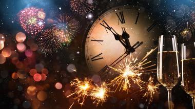 Año nuevo, vida nueva: Agüeros de fin de año