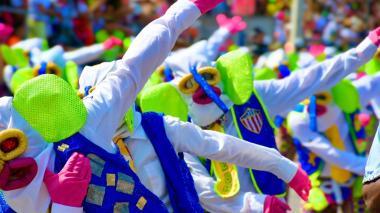 Un carnaval extraño