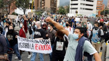 La protesta social