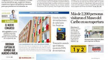 CCI presenta a Duque siete proyectos claves en la Región Caribe