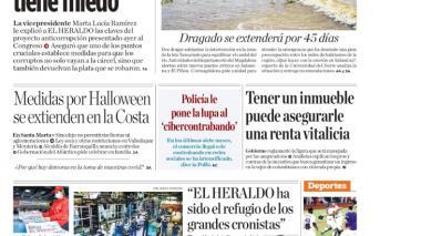 """78% de los denunciantes de la corrupción tiene miedo"""": Marta Lucía R"""