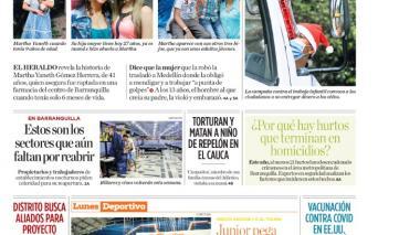 Hace una semana se enteró de su rapto en Barranquilla