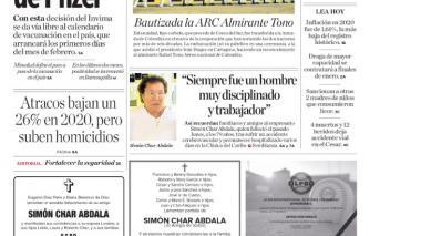 """""""Colombia avala uso de vacuna de Pfizer"""""""