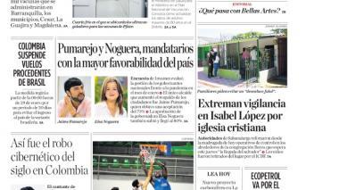 Extreman vigilancia en la iglesia cristiana de Isabel López