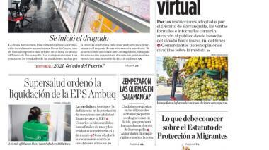Comercio retoma la atención virtual durante este fin de semana