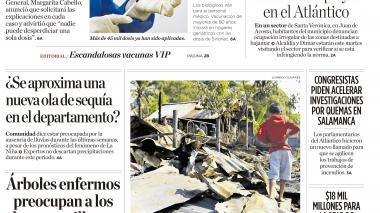 """""""Nadie puede saltarse la fila"""": procuradora Cabello"""