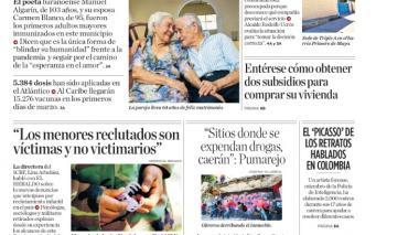 Manuel y Carmen, una 'esperanza de amor' con la vacuna