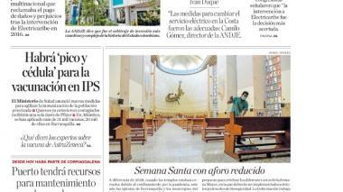 Barranquilla ha aplicado más de 20 mil dosis contra covid