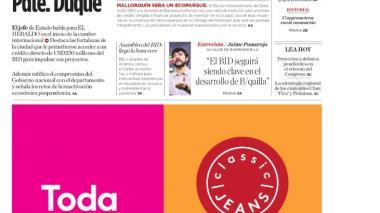 """""""La Asamblea del BID es un voto de confianza para Barranquilla"""""""