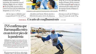 'Pico y cédula' rige desde hoy en Barranquilla y municipios del Atlántico