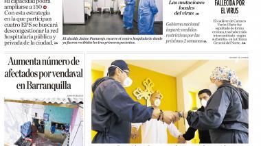 Puerta de Oro reabre como hospital para pacientes covid
