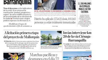 400 bares y billares reabren en Barranquilla desde este viernes