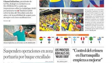 """""""Barranquilla es fantástica, yo no me la esperaba así"""""""