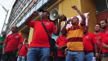 Protesta de mercaderes
