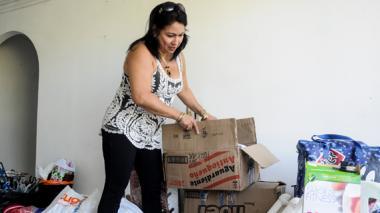 Distrito ordena evacuar a 25 familias de Colina Campestre