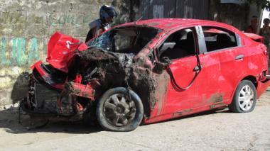 Dos abogadas mueren en un accidente de tránsito en Sucre