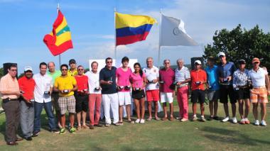 Jairo Berbeo se impone en el torneo aficionado de golf del Country Club