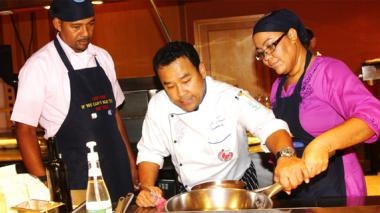 El pez león, una apuesta de la gastronomía del Caribe colombiano en Tailandia