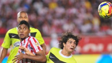 Finalizó el partido y Atlético Nacional superó con 2 goles al Junior