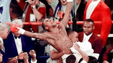 De La Hoya y Trinidad, al Salón de la Fama del Boxeo