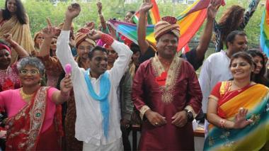 La India ilegaliza las relaciones entre homosexuales aprobadas en 2009