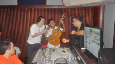 Crece expectativa por cd del Mono Zabaleta y Rolando Ochoa