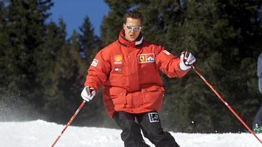 Michael Schumacher sufrió un accidente mientras esquiaba.