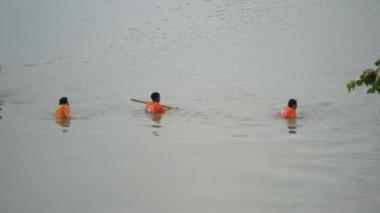 Menor se ahoga en aguas del río San Jorge
