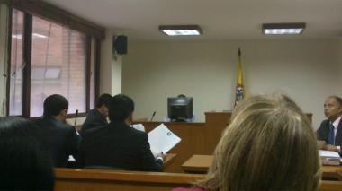 Juez niega casa por cárcel a Silvia Gette