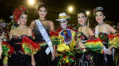 El Garabato del Country se toma Barranquilla con su danza tradicional