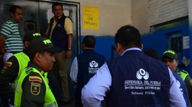 Defensoría busca que Gobierno e Inpec atiendan crisis carcelaria