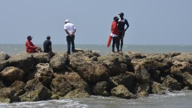 Encuentran cuerpo del joven que se ahogó en Bocagrande