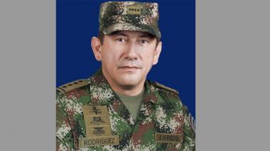 General Juan Pablo Rodríguez, nuevo comandante de las FFMM