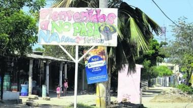 Los habitantes de Santa Lucía esperan con expectativa las decisiones judiciales.