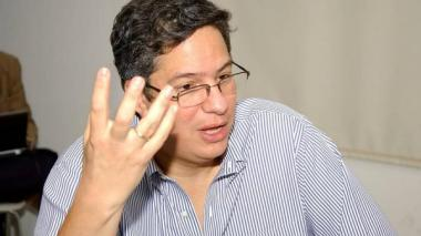 Santiago Rojas, ministro de Comercio, Industria y Turismo.