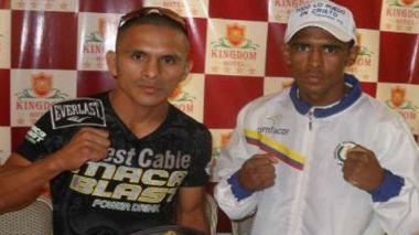 Colombiano Gabriel Mendoza, por título mundial