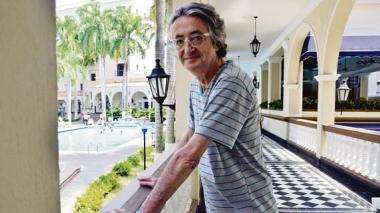 Hacer cine es fácil, lo que falta son buenas ideas: Luis Ospina